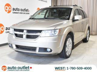 Used 2009 Dodge Journey RT AWD; 7 Passenger, DVD, NAV, Backup Camera for sale in Edmonton, AB