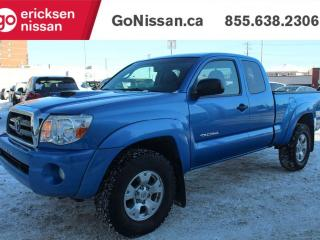 Used 2010 Toyota Tacoma TACOMA TRD OFF ROAD PACKAGE, 4X4, V6, SUBWOOFER, LOW KMS, ONE OF THE GREATEST TRUCKS TOYOTA HAS EVER MADE for sale in Edmonton, AB