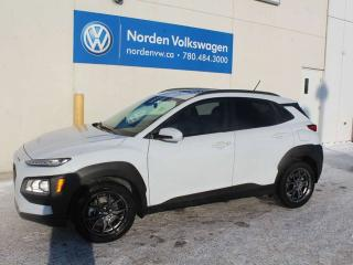 Used 2018 Hyundai KONA 1.6 TURBO TREND PKG AWD - H.U.D. / LEATHER / 18