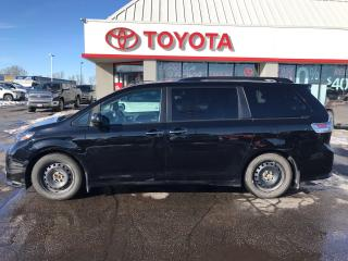 Used 2017 Toyota Sienna SE for sale in Cambridge, ON
