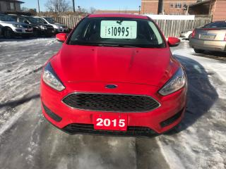 Used 2015 Ford Focus SE for sale in Hamilton, ON