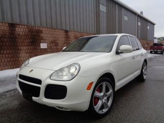 Used 2006 Porsche Cayenne TURBO -  NAVIGATION - ALCANTARA for sale in Toronto, ON