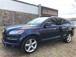 Used 2007 Audi Q7 Premium | S-line | Navigation | Backup Cam | BLIS for sale in North York, ON