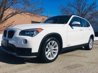 Used 2015 BMW X1 xDrive28i- GPS- Sky View Roof for sale in Mississauga, ON