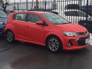 Used 2018 Chevrolet Sonic RS for sale in Langley, BC