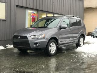 Used 2010 Mitsubishi Outlander LS for sale in Coquitlam, BC