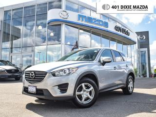 Used 2016 Mazda CX-5 GX|1.9% FINANCE AVAILABLE|NO ACCIDENTS| for sale in Mississauga, ON