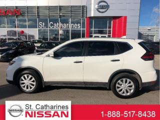 Used 2017 Nissan Rogue S FWD CVT for sale in St. Catharines, ON