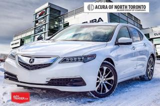 Used 2015 Acura TLX 2.4L P-AWS w/Tech Pkg No Accident | Back Up Camera for sale in Thornhill, ON