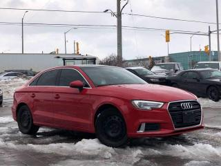 Used 2017 Audi A3 2.0T Komfort for sale in Mississauga, ON