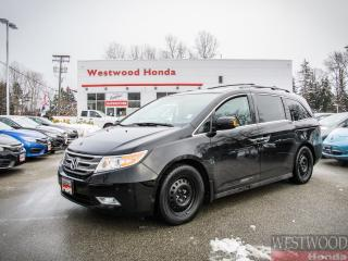Used 2013 Honda Odyssey Touring (A6) for sale in Port Moody, BC