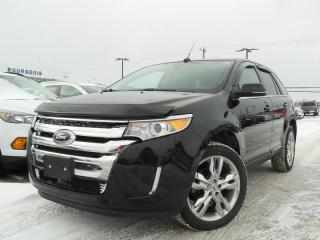 Used 2014 Ford Edge LIMITED 3.5L V6 AWD NAVIGATION for sale in Midland, ON