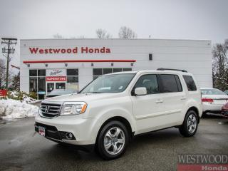 Used 2014 Honda Pilot EX-L , Factory Warranty Until 2021 for sale in Port Moody, BC
