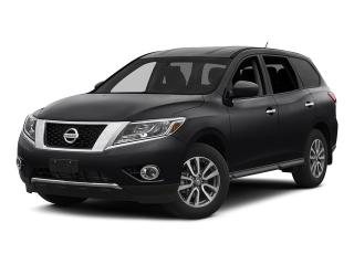 Used 2015 Nissan Pathfinder SL for sale in Mississauga, ON