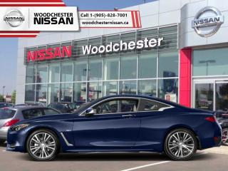 New 2019 Infiniti Q60 RED SPORT 400 AWD  - Navigation - $466.23 B/W for sale in Mississauga, ON