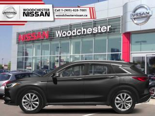 New 2019 Infiniti QX50 Sensory AWD  - Sunroof -  Leather Seats for sale in Mississauga, ON