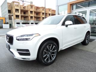 Used 2016 Volvo XC90 T6 AWD Momentum for sale in North Vancouver, BC
