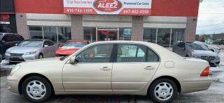 Used 2001 Lexus LS 430 for sale in North York, ON