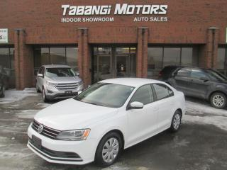Used 2015 Volkswagen Jetta TRENDLINE | BIG SCREEN | REAR CAM | HTDSEATS | B\T for sale in Mississauga, ON