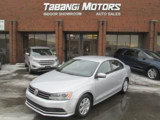 Used 2015 Volkswagen Jetta TRENDLINE | BIG SCREEN | REARCAM | HTDSEATS | B\T for sale in Mississauga, ON