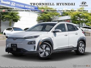 New 2019 Hyundai KONA Ultimate  - Sunroof -  Leathers Seats for sale in Thornhill, ON