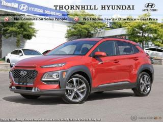 New 2019 Hyundai KONA 1.6T Ultimate AWD  - Sunroof for sale in Thornhill, ON