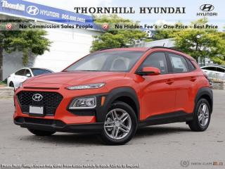 New 2019 Hyundai KONA 2.0L Essential FWD   - Heated Seats for sale in Thornhill, ON