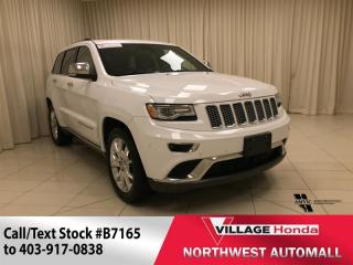 Used 2014 Jeep Grand Cherokee Summit for sale in Calgary, AB