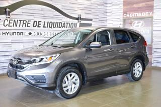 Used 2015 Honda CR-V Se+awd+toit+mags for sale in Laval, QC