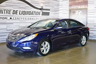 Used 2012 Hyundai Sonata Ltd+gps+toit+cuir+ma for sale in Laval, QC