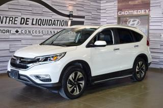 Used 2015 Honda CR-V Touring+gps+awd+toit for sale in Laval, QC