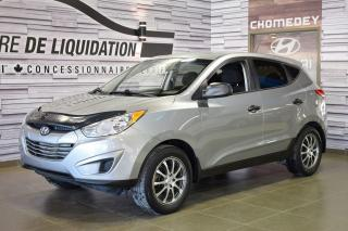 Used 2012 Hyundai Tucson GL+GR ELECTRIQUE+A/C for sale in Laval, QC