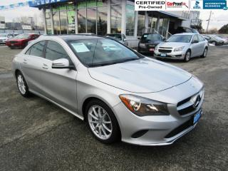 Used 2017 Mercedes-Benz CLA-Class 4dr Sdn CLA 250 4MATIC for sale in Surrey, BC