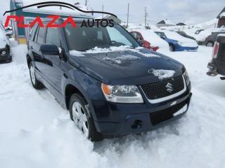 Used 2012 Suzuki Grand Vitara JX for sale in Beauport, QC