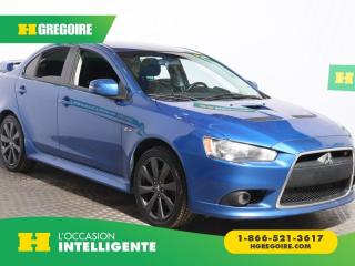 Used 2015 Mitsubishi Lancer RALLIART,S-AWC for sale in St-Léonard, QC