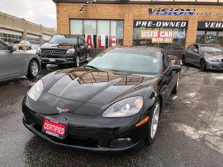 Used 2006 Chevrolet Corvette 3LT/NAVI/BOSE/TARGA for sale in North York, ON