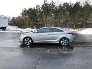 Used 2014 Hyundai Elantra Coupe FWD for sale in Cayuga, ON