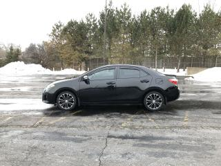 Used 2015 Toyota Corolla S FWD for sale in Cayuga, ON