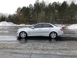 Used 2012 Mercedes-Benz C-Class C300 4MATIC AWD for sale in Cayuga, ON