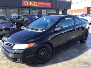 Used 2008 Honda Civic A/c-Gr Electrique for sale in Laval, QC