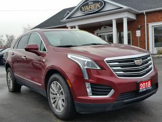 Used 2018 Cadillac XTS XT5 Luxury AWD, Heated Seats, Bluetooth, Back Up Cam, Pano Roof for sale in Paris, ON