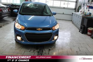 Used 2016 Chevrolet Spark LT à hayon 5 portes transmission à varia for sale in St-Lin-Laurentides, QC