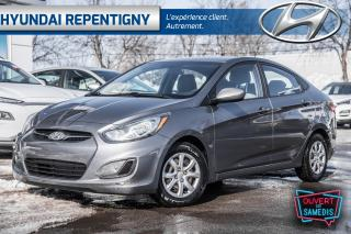 Used 2014 Hyundai Accent Gl A/c, Grp for sale in Repentigny, QC