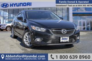 Used 2017 Mazda MAZDA6 GS BC OWNED for sale in Abbotsford, BC