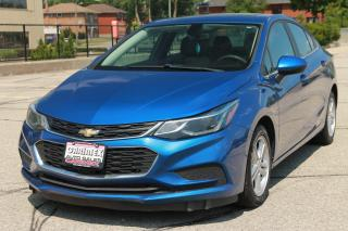 Used 2017 Chevrolet Cruze LT Auto Bluetooth | Back-Up Camera  | CERTIFIED for sale in Waterloo, ON