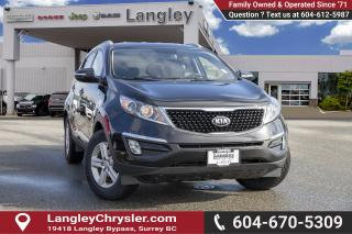 Used 2014 Kia Sportage LX - Heated Seats for sale in Surrey, BC