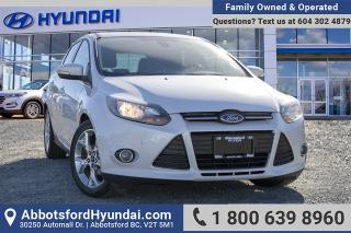 Used 2012 Ford Focus Titanium ACCIDENT FREE for sale in Abbotsford, BC