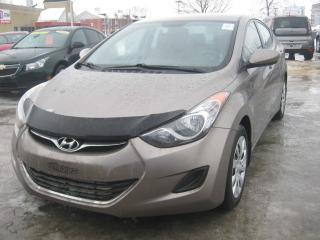 Used 2013 Hyundai Elantra GL SIÈGES CH for sale in St-Hyacinthe, QC