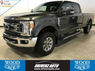 Used 2017 Ford F-350 CLEAN CARFAX, DIESEL XLT PREMIUM WITH HEATED LEATHER SEATS for sale in Calgary, AB
