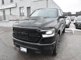 New 2019 RAM 1500 Sport|NAV|SPORT GROUP|SPORTS HOOD|BACKUP CAM for sale in Concord, ON